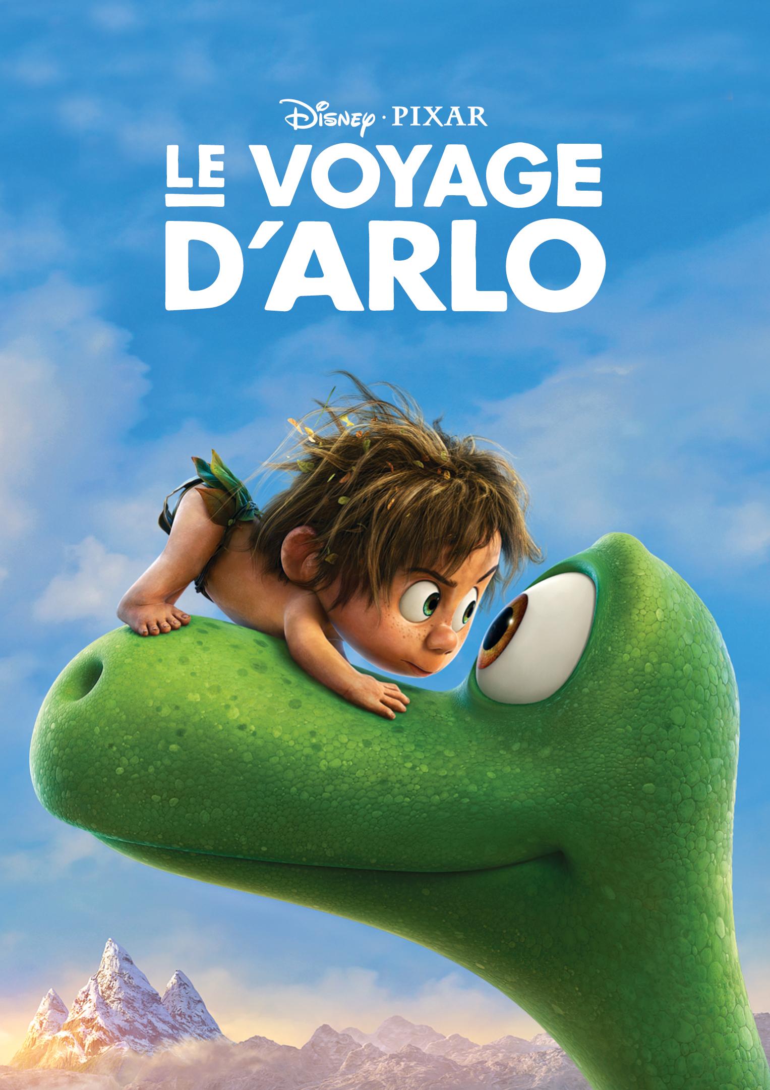 LE VOYAGE D'ARLO - Visuel Concours Sortie BR DVD Affiche - Go with the Blog