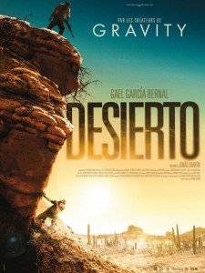 DESERTIO - Go with the Blog - Affiche