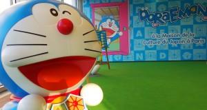 Exposition : l'adorable Doraemon à la Maison de la Culture du Japon à Paris