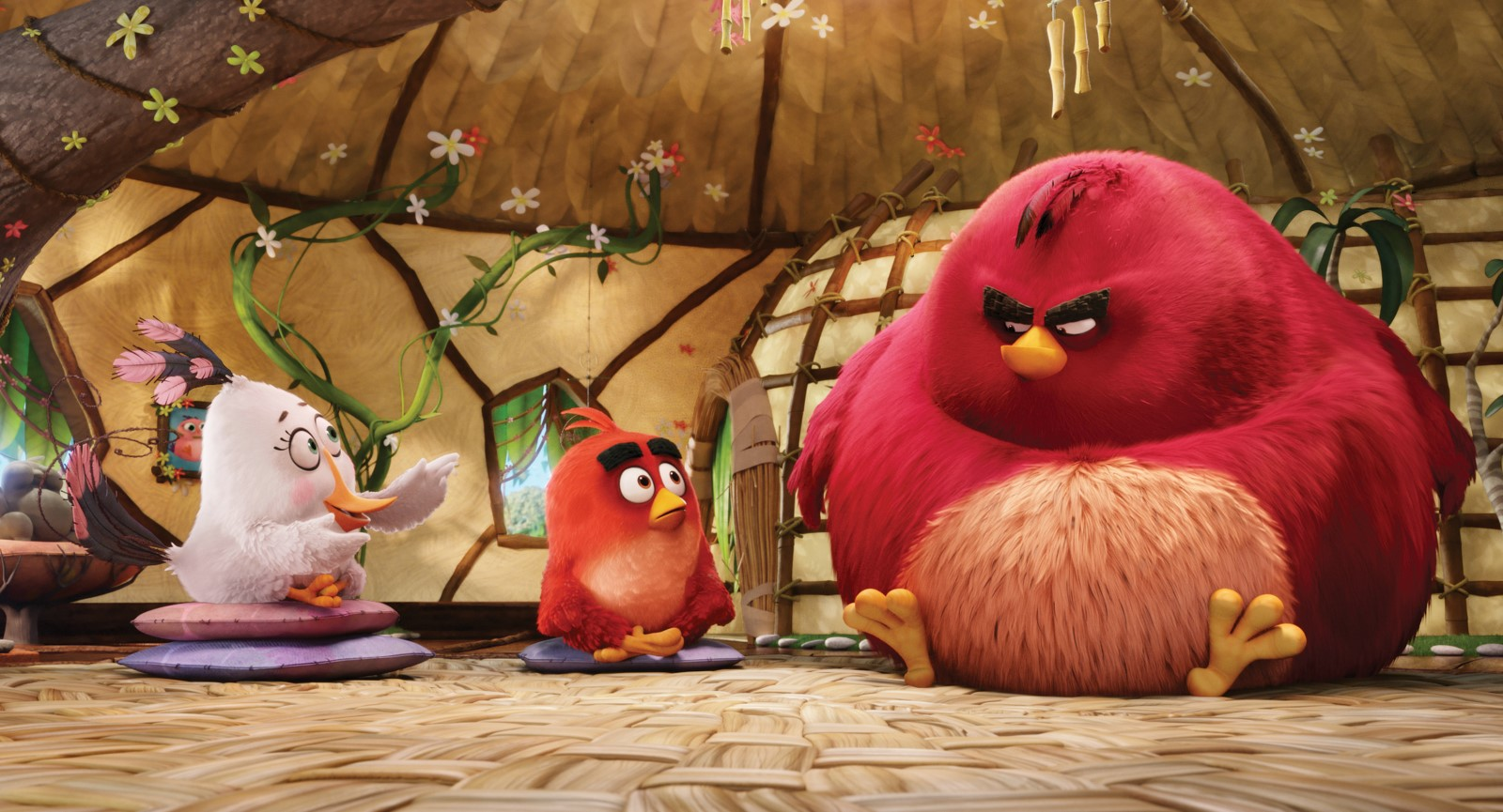 ANGRY BIRDS - Image 1 du film 2016 Sony Pictures movie - Go with the Blog