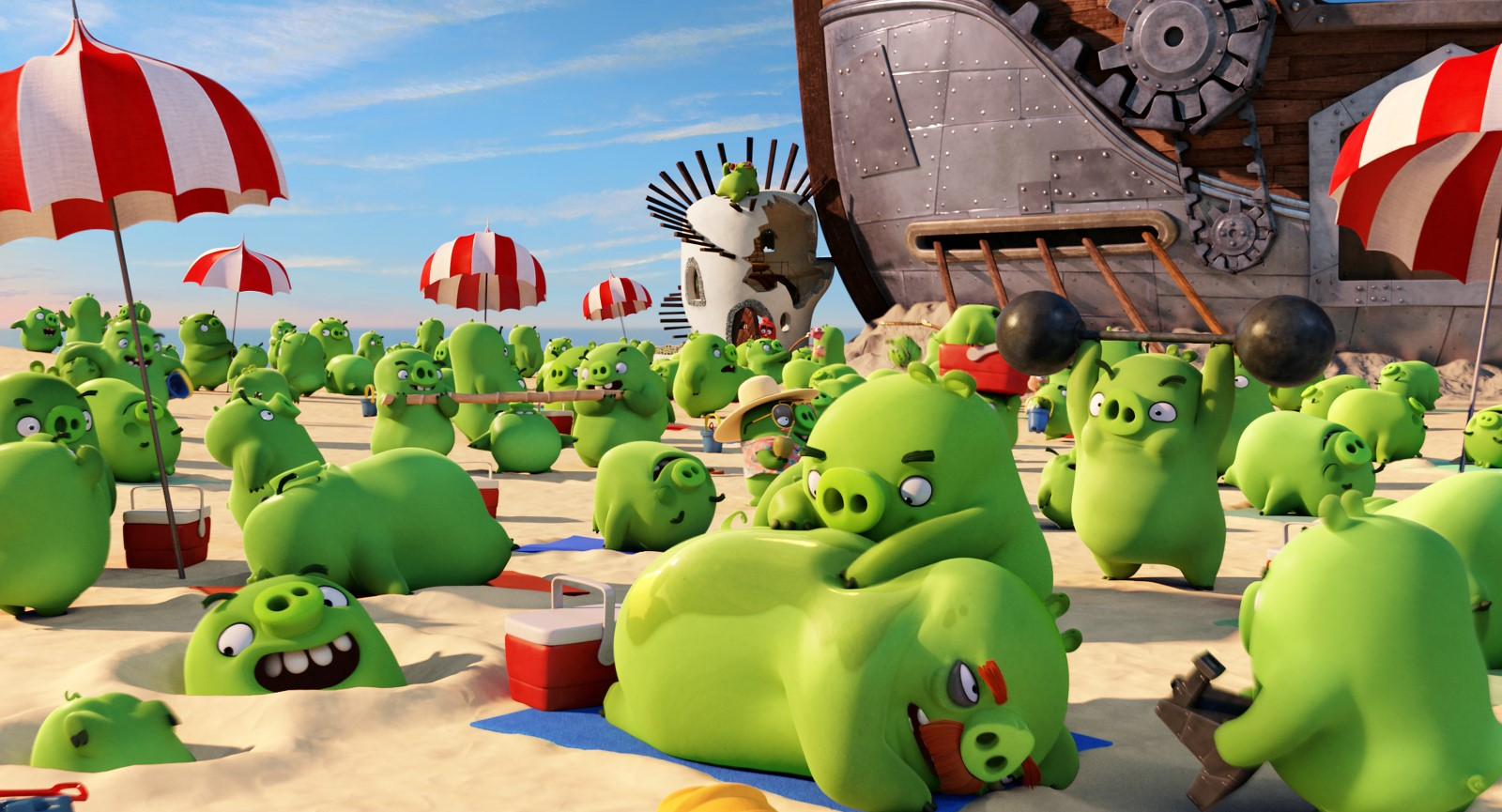 ANGRY BIRDS - Image 11 du film 2016 Sony Pictures movie - Go with the Blog