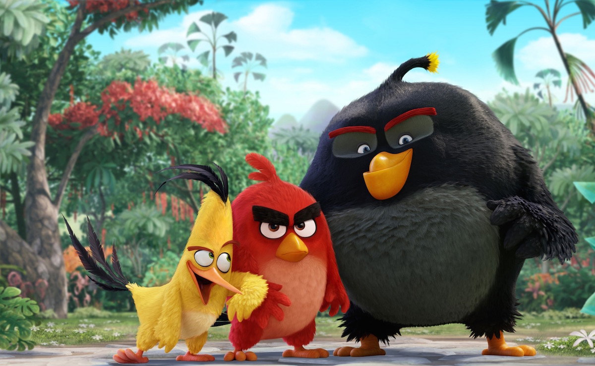 ANGRY BIRDS - Image 2 du film 2016 Sony Pictures movie - Go with the Blog