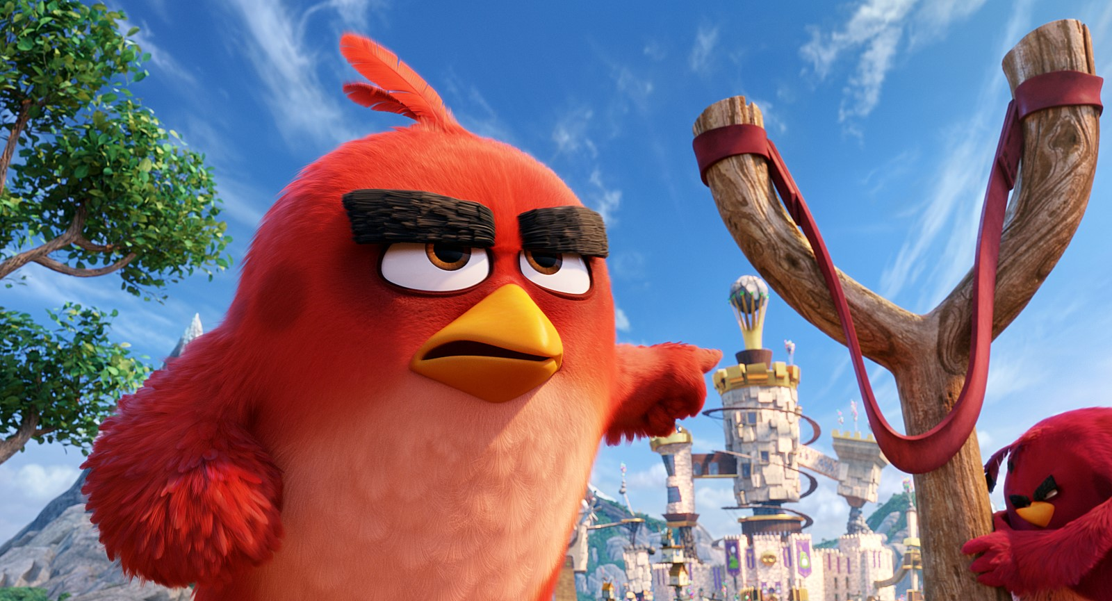 ANGRY BIRDS - Image 8 du film 2016 Sony Pictures movie - Go with the Blog