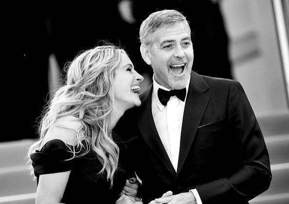 CANNES 2016 - DAY 2 Julia Roberts George Clooney 1
