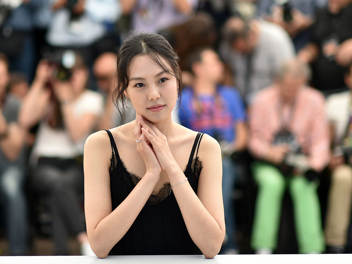 CANNES 2016 - DAY 4 MADEMOISELLE Park Chan-Wook photocall