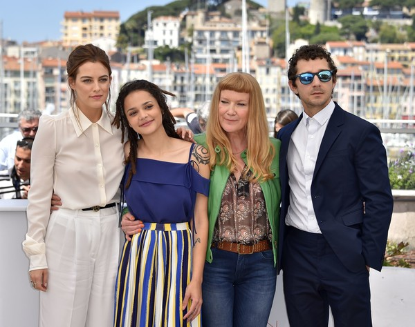 CANNES 2016 - DAY 5 AMERICAN HONEY Photocall Shia Labeouf 3
