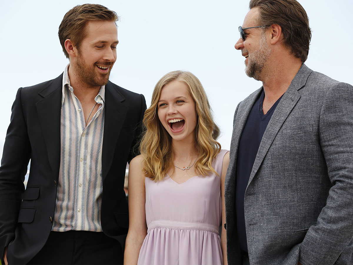 CANNES 2016 - DAY 5 THE NICE GUYS Photocall 2