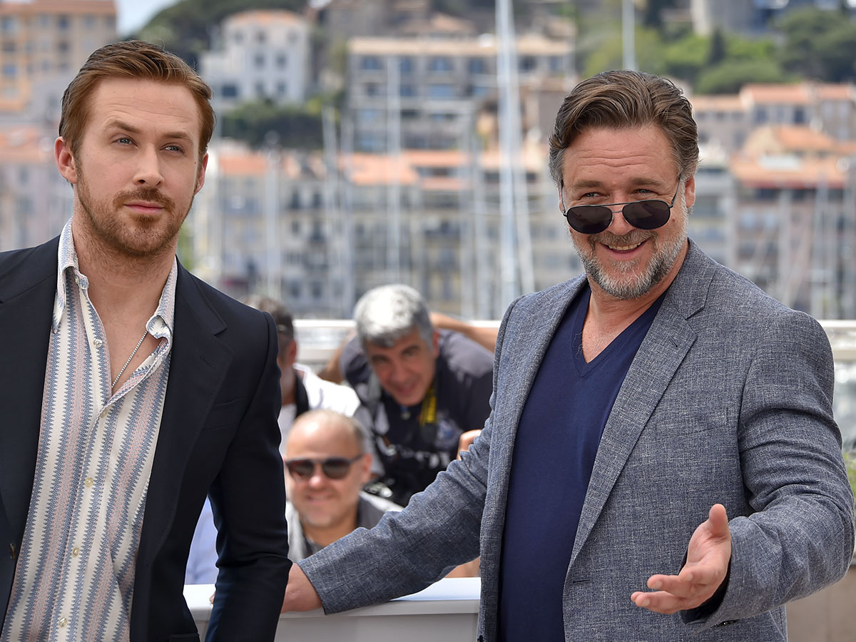 CANNES 2016 - DAY 5 THE NICE GUYS Photocall 5