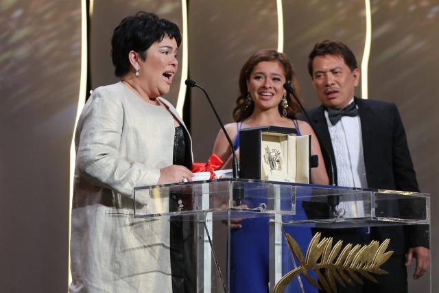 CANNES 2016 - MA ROSA Jaclyn Jose Prix Interprétation Féminine