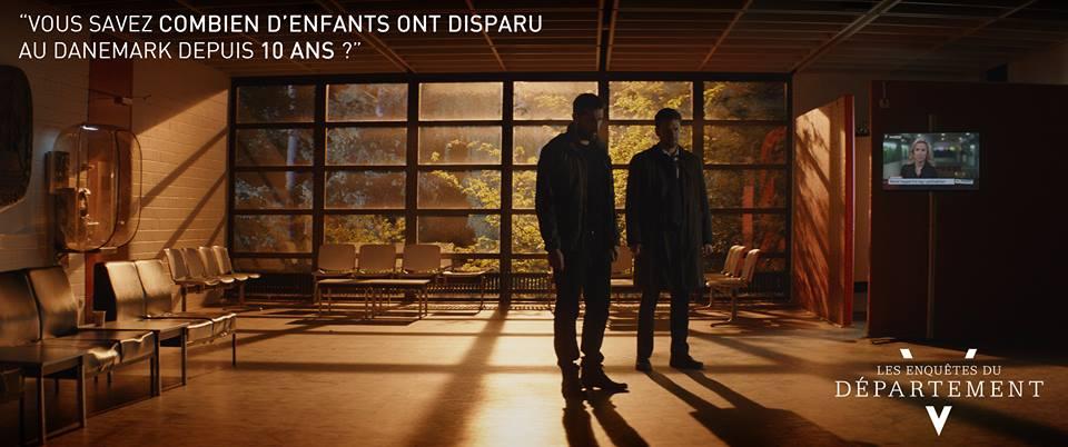 LES ENQUÊTES DU DÉPARTEMENT V DÉLIVRANCE - 3e volet sortie e-cinéma 2016 Wild Side Visuel Large 2 Enfants Disparus - Go with the Blog
