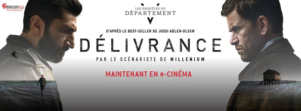 LES ENQUÊTES DU DÉPARTEMENT V DÉLIVRANCE - 3e volet sortie e-cinéma 2016 Wild Side Visuel Large - Go with the Blog