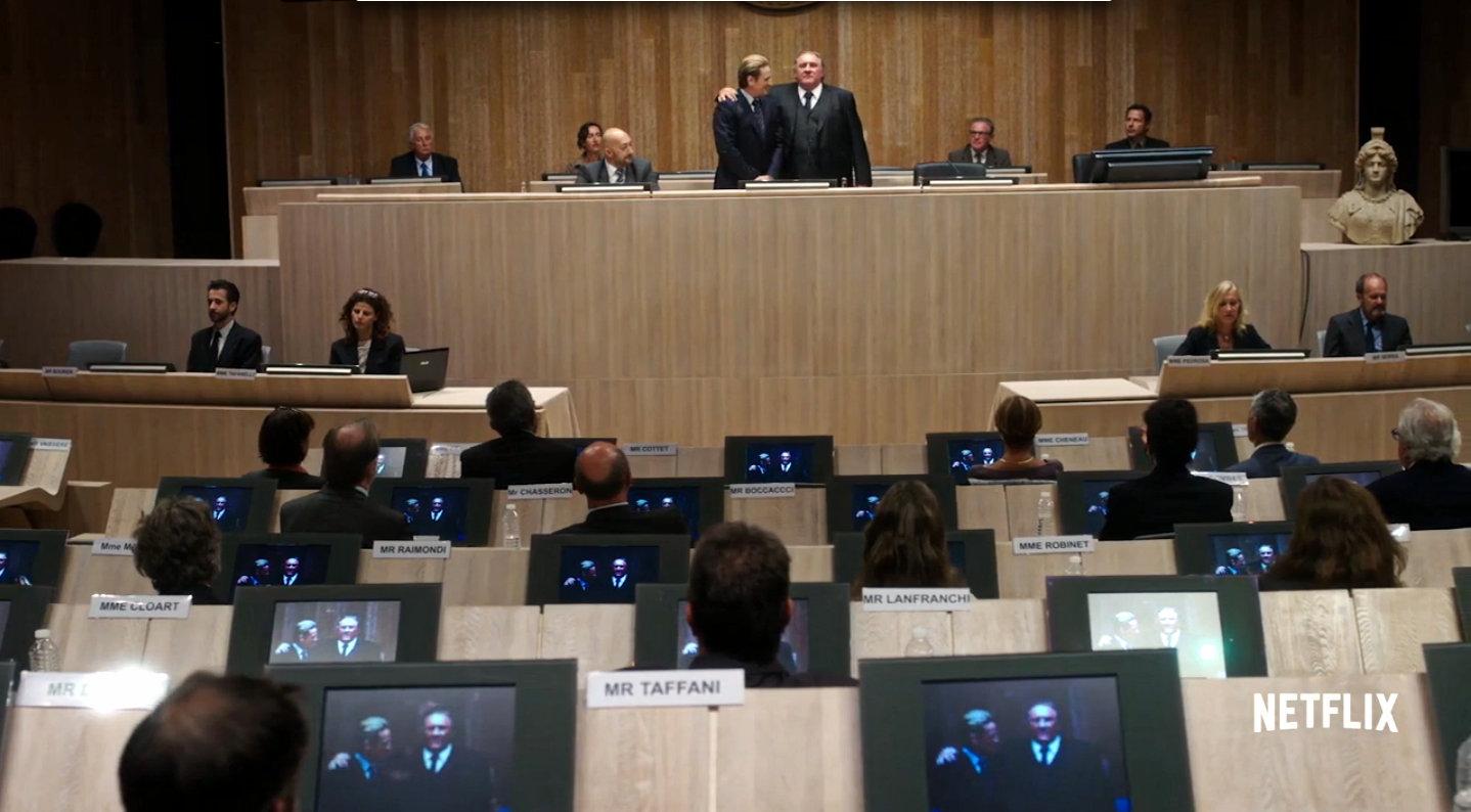 MARSEILLE Netflix Série TV télévision - Image 10 Depardieu Magimel Marseille Farès 2016 - Go with the Blog