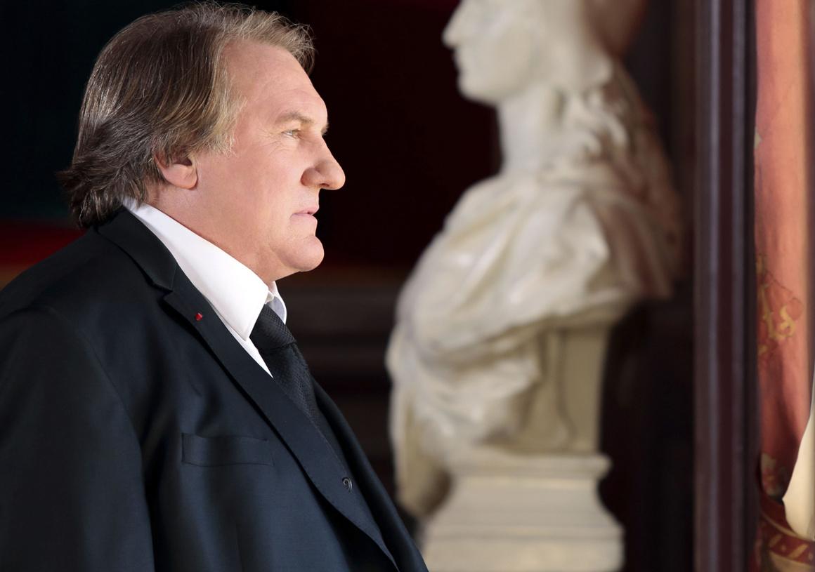 MARSEILLE Netflix Série TV télévision - Image 7 Depardieu Magimel Marseille Farès 2016 - Go with the Blog