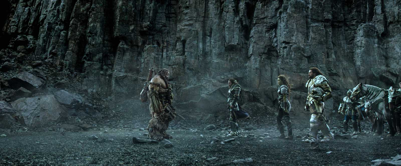 WARCRAFT MOVIE - Image 30 du film Duncan Jones 2016 - Go with the Blog