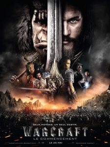 Warcraft le commencement - Go with the Blog - affiche