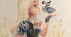 Exposition : Alice passe de l'Autre Côté du Miroir à la Galerie Arludik