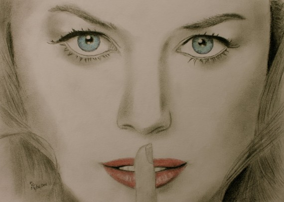 CHUT - Image Nicole Kidman - Go with the Blog