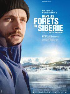 DANS LES FORÊTS DE SIBÉRIE - Affiche film Raphael Personnaz 2016 Paname Distribution - Go with the Blog