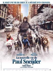 La Nouvelle vie de Paul Sneijder - Affiche Officielle Thierry Lhermitte 2016 SND Films - Go with the Blog