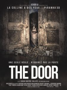 THE DOOR - Affiche du film The Other Side of The Door movie Alexandre Aja - Go with the Blog
