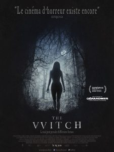 THE WITCH - Affiche FRANCE officielle Film 2016 Universal Pictures - Go with the Blog