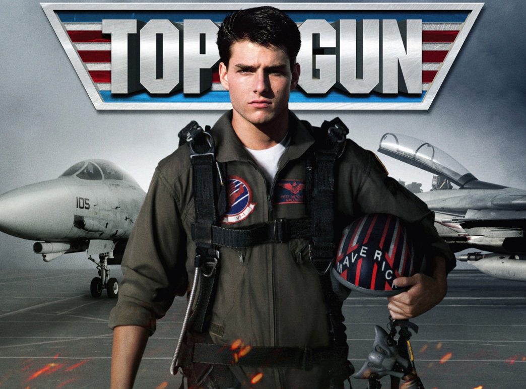 TOP GUN - Image 1 film Tom Cruise - Go with the Blog