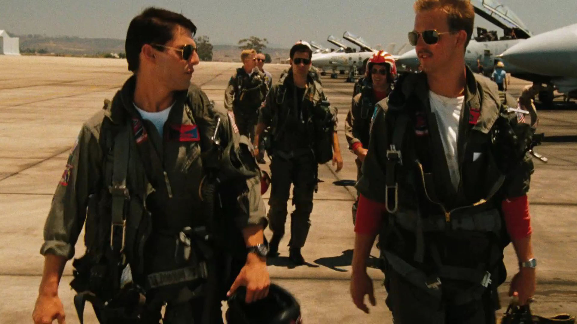 TOP GUN - Image 2 film Tom Cruise - Go with the Blog