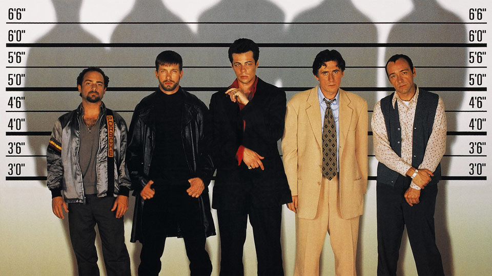 USUAL SUSPECTS - Image du film Bryan Singer - Go with the Blog