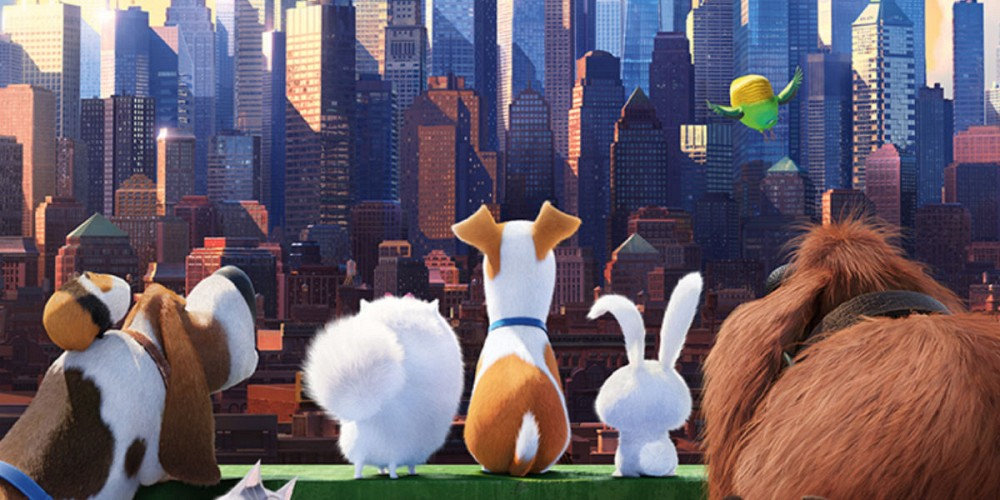 COMME DES BÊTES - The Secret Life Of Pets Illumination Entertainment Mac Guff Movie film 2016 BANDEAU 2 - Go with the Blog