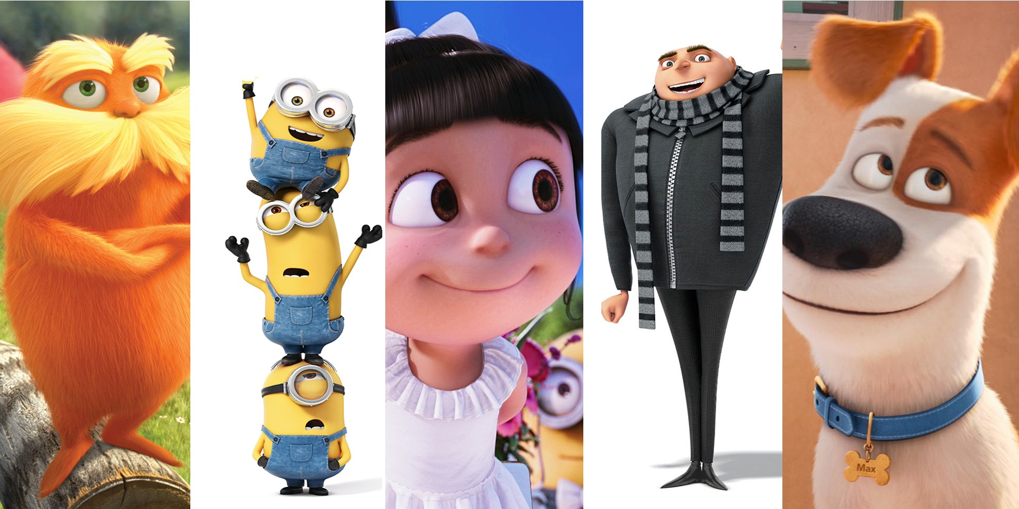 ILLUMINATION ENTERTAINMENT - Dossier Spécial Illumination Mac Guff LORAX MINIONS GRU THE SECRET LIFE OF PETS - Go with the Blog