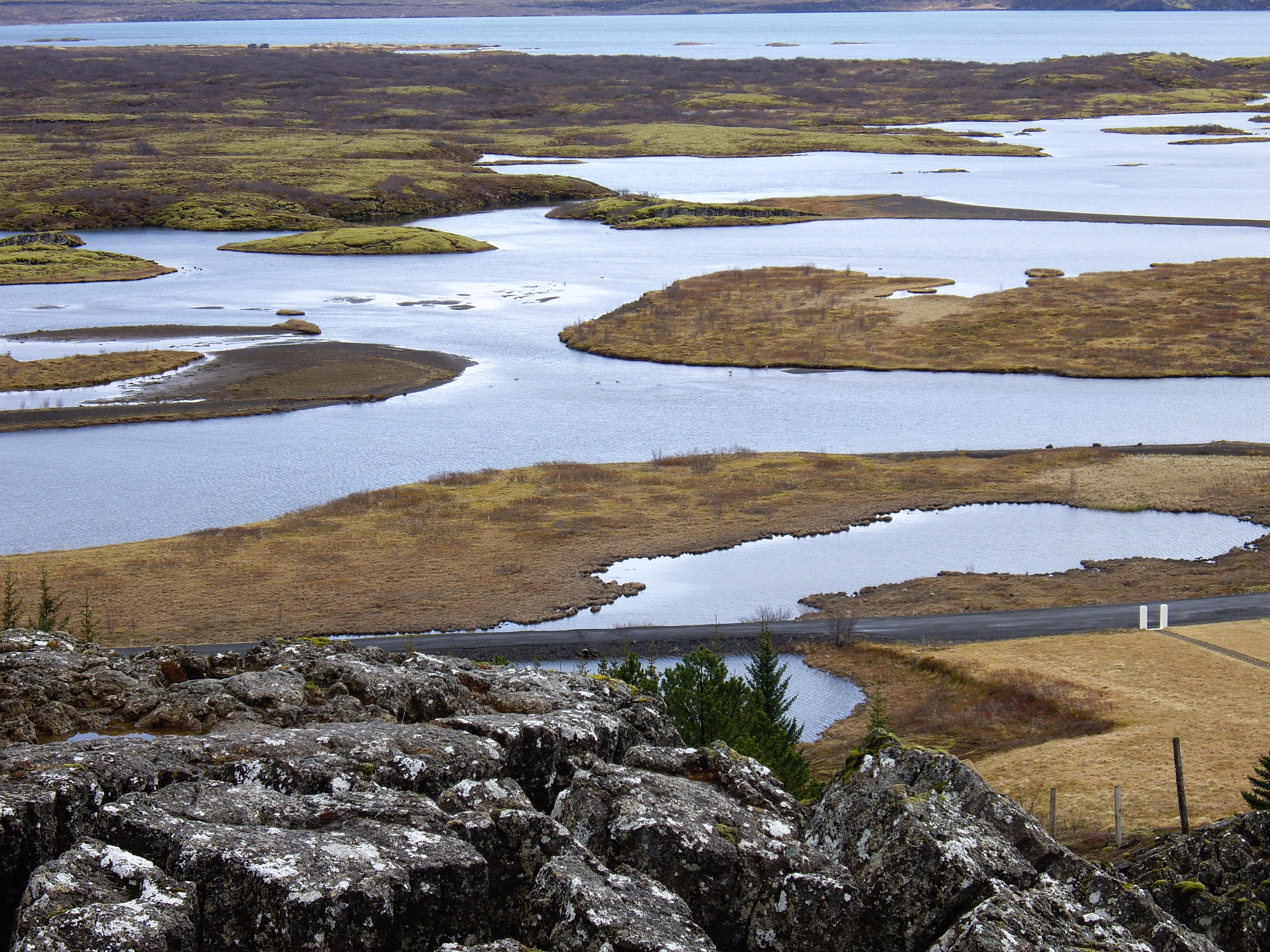 REYKJAVIK - ISLANDE visiter le sud de l'Islande - Go with the Blog IMGP0237_pingvellir