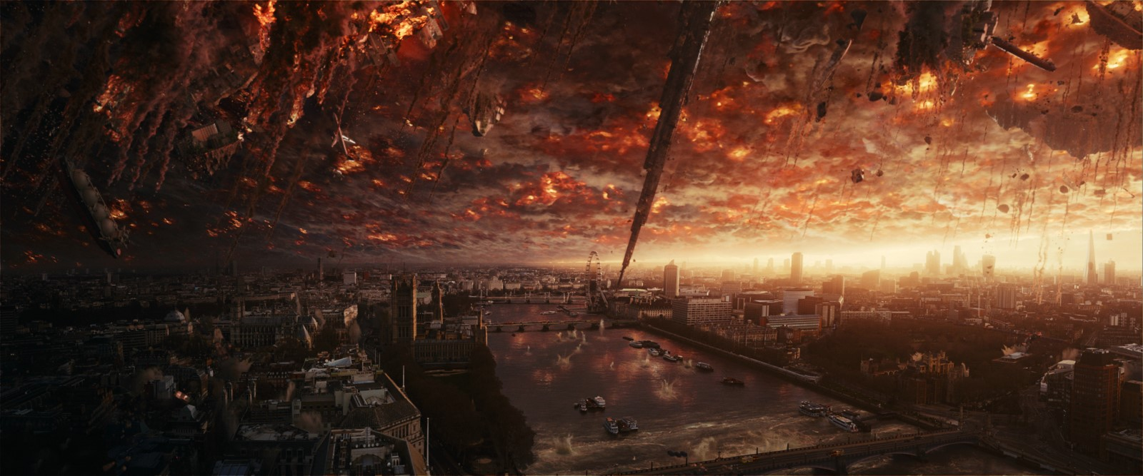 INDEPENDENCE DAY RESURGENCE - Première image 3 film First Picture movie 2016 - Go with the Blog