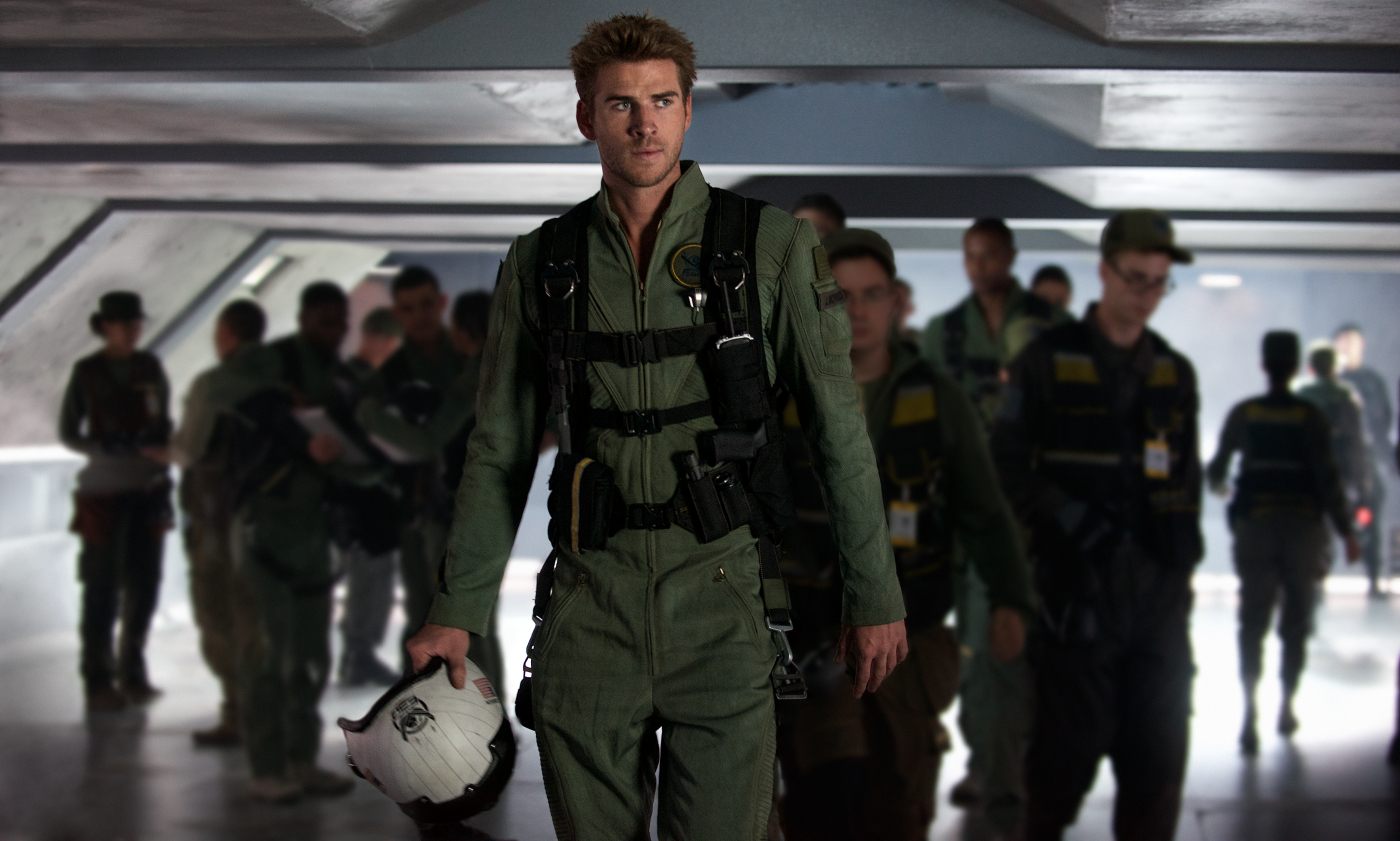 INDEPENDENCE DAY RESURGENCE - Première image 4 film First Picture movie 2016 - Go with the Blog