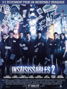 INSAISISSABLES 2 - NOW YOU SEE ME 2 AFFICHE FRANCE OFFICIELLE Eisenberg Harrelson Caplan Dave Franco 2016 SND Films - Go with the Blog