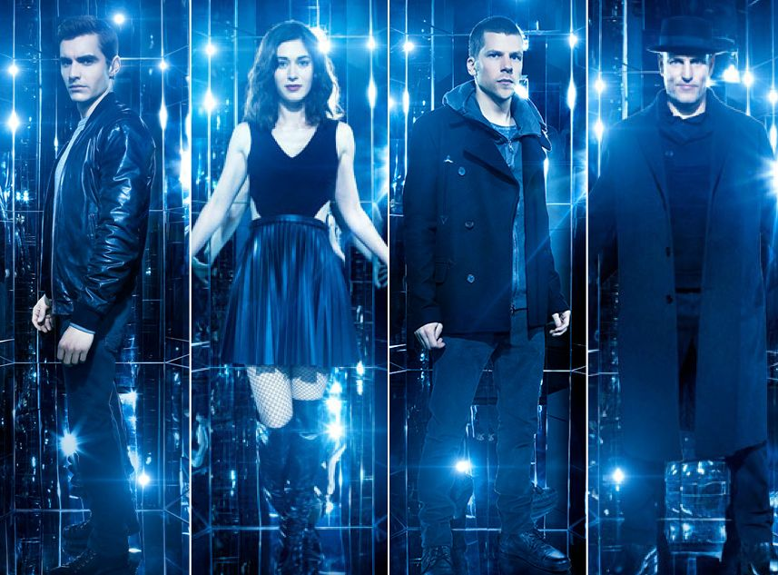 INSAISISSABLES 2 - NOW YOU SEE ME 2 Image 1 du film Eisenberg Harrelson Caplan Dave Franco - Go with the Blog