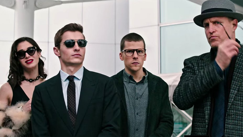 INSAISISSABLES 2 - NOW YOU SEE ME 2 Image 2 du film Eisenberg Harrelson Caplan Dave Franco - Go with the Blog