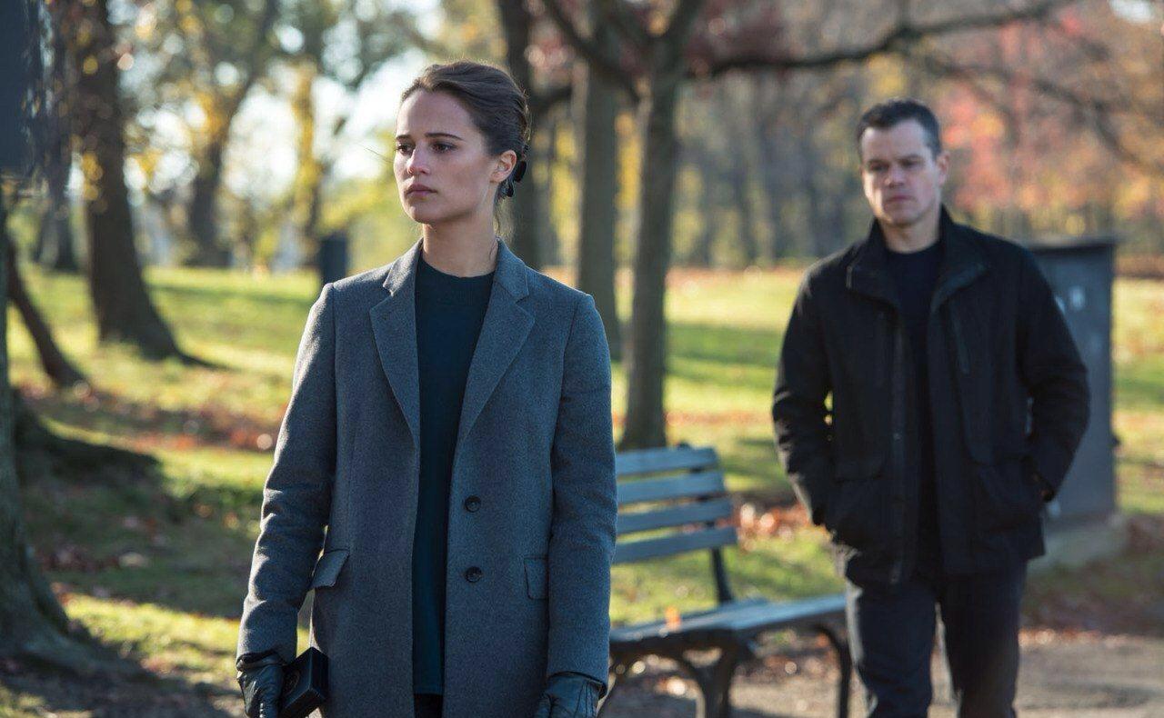 JASON BOURNE - Image 4 film 2016 Alicia Vikander Matt Damon Paul Greengrass Universal Pictures Matt Damon 2016 - Go with the Blog
