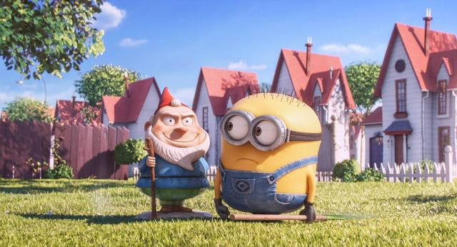 MINIONS EN HERBE - Image 2 court-métrage Mower Minions 2016 The Secret Life Of Pets - Go with the Blog