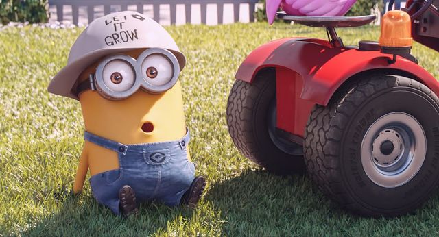 MINIONS EN HERBE - Image 3 court-métrage Mower Minions 2016 The Secret Life Of Pets - Go with the Blog
