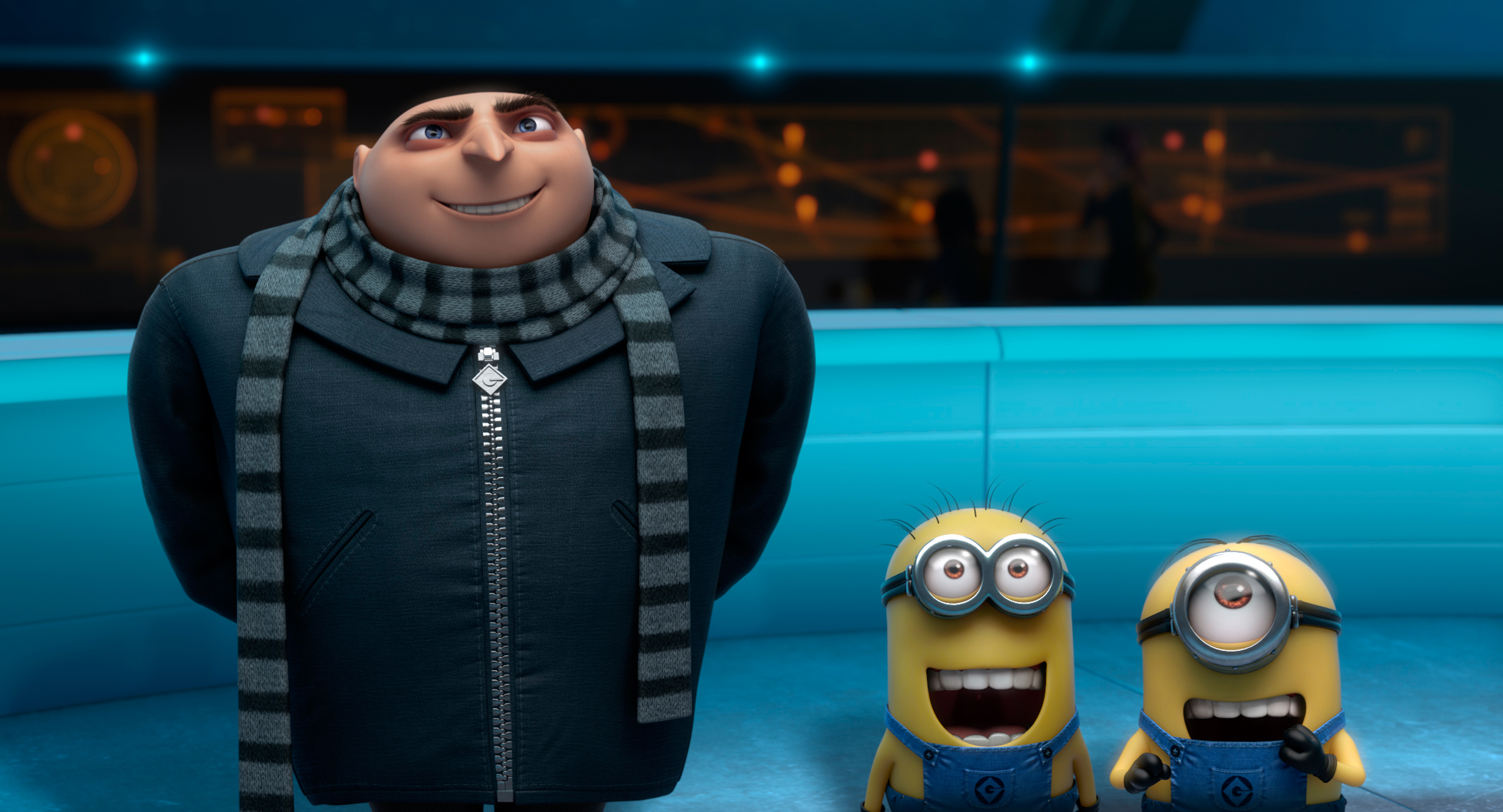 MOI MOCHE ET MÉCHANT - Despicable Me Illumination Entertainment Mac Guff Movie film 2012 Image 1 - Go with the Blog