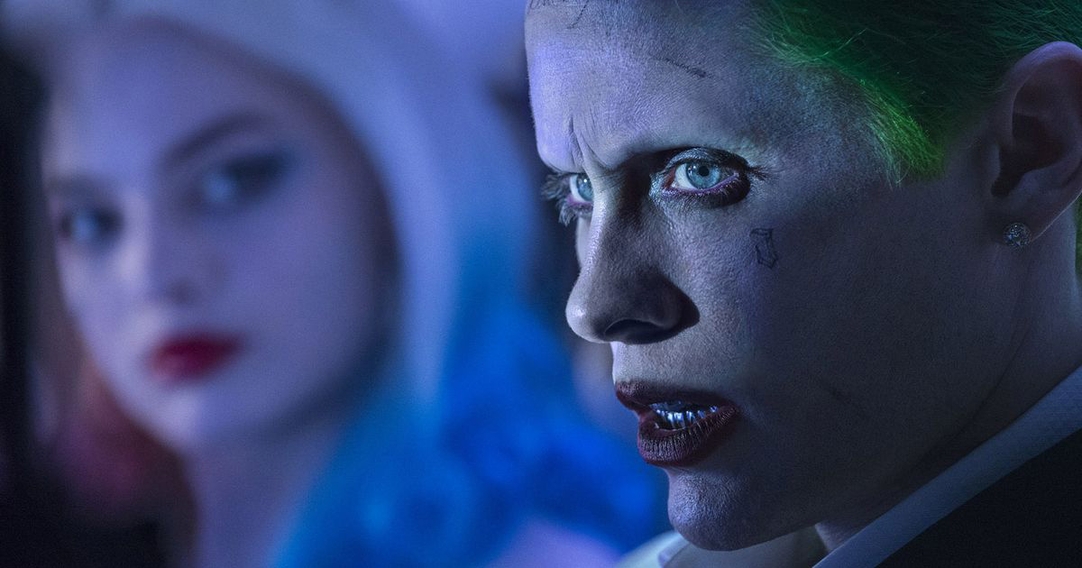 SUICIDE SQUAD - Image 10 SUPERBE du film Jared Leto - Go with the Blog
