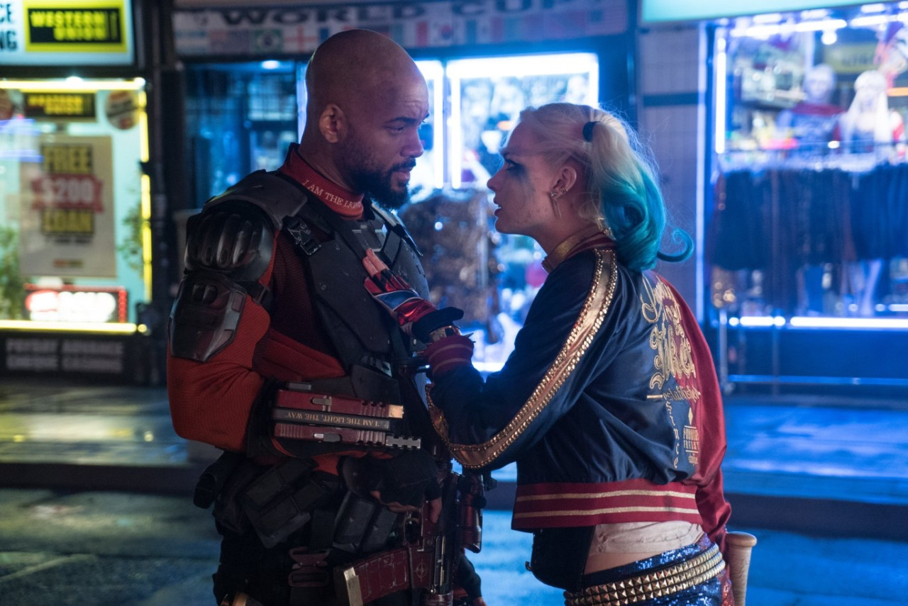 SUICIDE SQUAD - Image 19 du film Joker Harley Quinn Deadshot 2016 movie - Go with the Blog