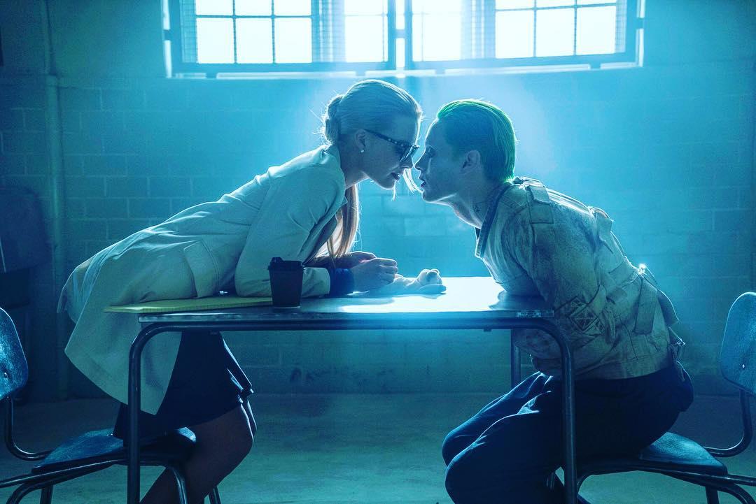 SUICIDE SQUAD - Image 27 du film Jared Leto The Joker Margot Robbie Harley Quinn picture 2016 Warner - Go with the Blog