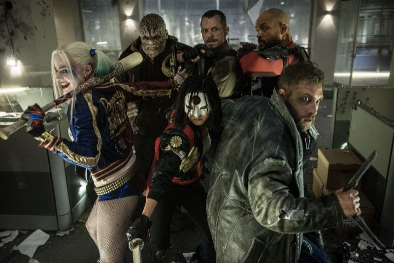 SUICIDE SQUAD - nouvelle photo tournage film Jared Leto Margot Robbie 2016 Warner - Go with the Blog