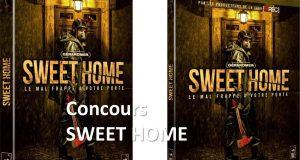 Concours : des DVD du film SWEET HOME à gagner