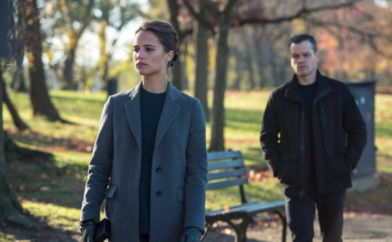 JASON BOURNE - Image 4 film 2016 Alicia Vikander Matt Damon Paul Greengrass Universal Pictures Matt Damon 2016 - Go with the Blog