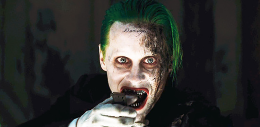 SUICIDE SQUAD - Image 31 du film Jared Leto The Joker picture 2016 Warner - Go with the Blog