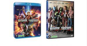 LES GARDIENS DE LA GALAXIE VOL.2 en Blu-ray & DVD