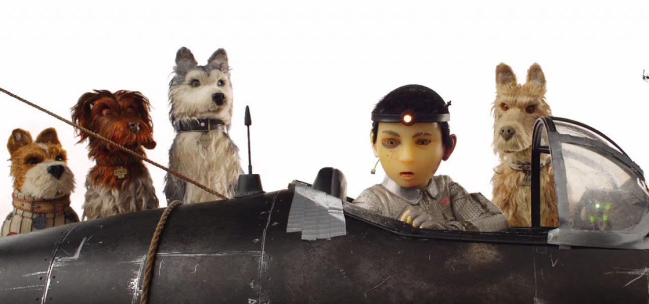 News isle of dogs wes anderson revient au film d for Bureau en gros near me