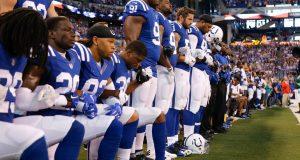 La protestation massive anti Donald Trump des sportifs américains